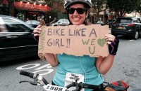Being a Curvy Cyclist – One Woman's Advice for Not Holding Yourself Back