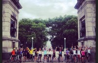 WE Bike NYC's Hot Summer Weather Tips and our 100k Rapha Ride!